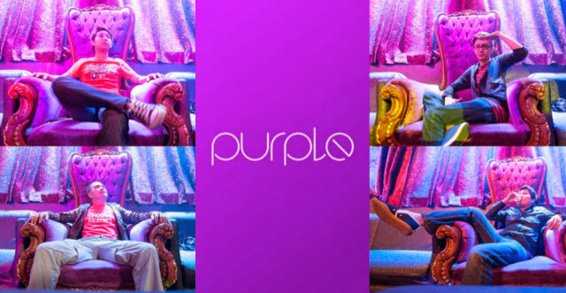 Purple Dance Club in Baguio City