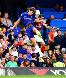 Chelsea Survive 3-2 Against Arsenal