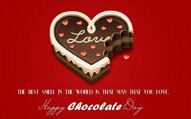 Best Happy Chocolate Day Shayari for Whatsapp