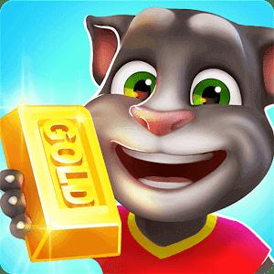 Talking Tom: Corrida do Ouro - Talking Tom Gold Run apk mod