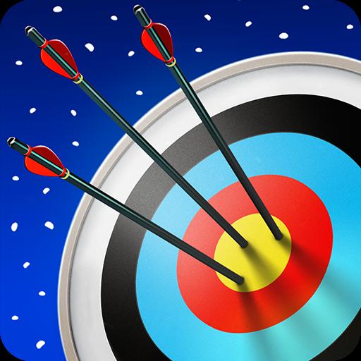تحميل لعبه Archery King مهكره اخر اصدار