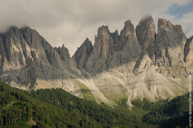 VIaje Dolomitas Italia