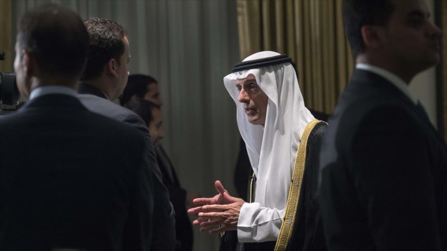 Arabia Saudí amenaza a EEUU de revelar su vinculación con 11-S