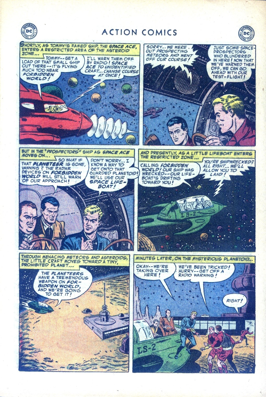 Read online Action Comics (1938) comic -  Issue #189 - 26