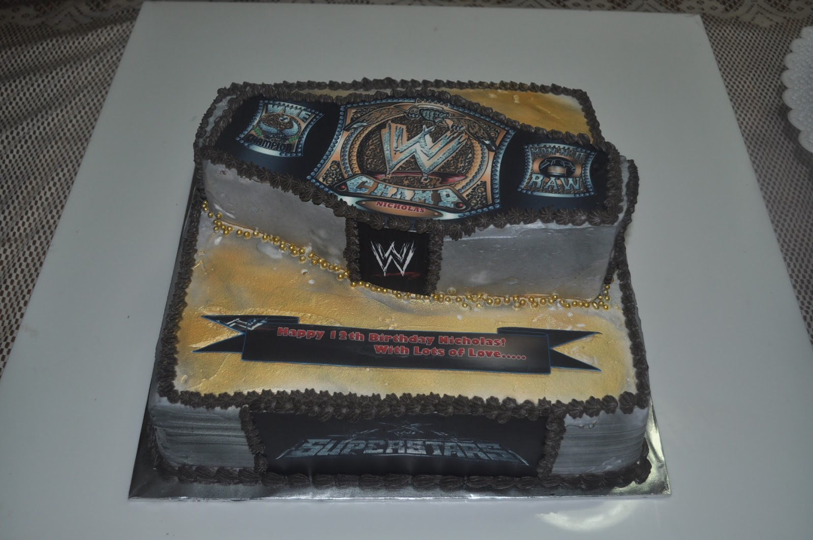 Pin Wwe 13 Randy Orton Entrance And Finisher Custom