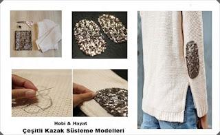 Kazak Süsleme - Hobi Moda 9
