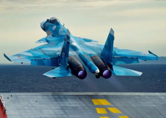 Sukhoi Su-34 engine