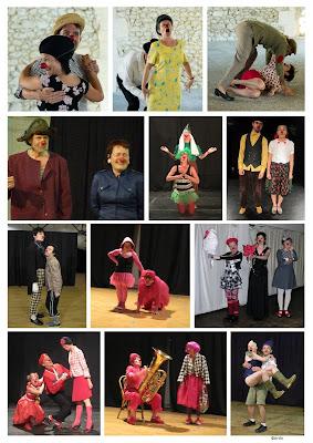 Stage de clown (duos, trios...)