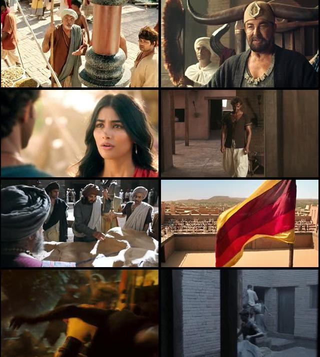 Mohenjo Daro 2016 Hindi 720p BluRay
