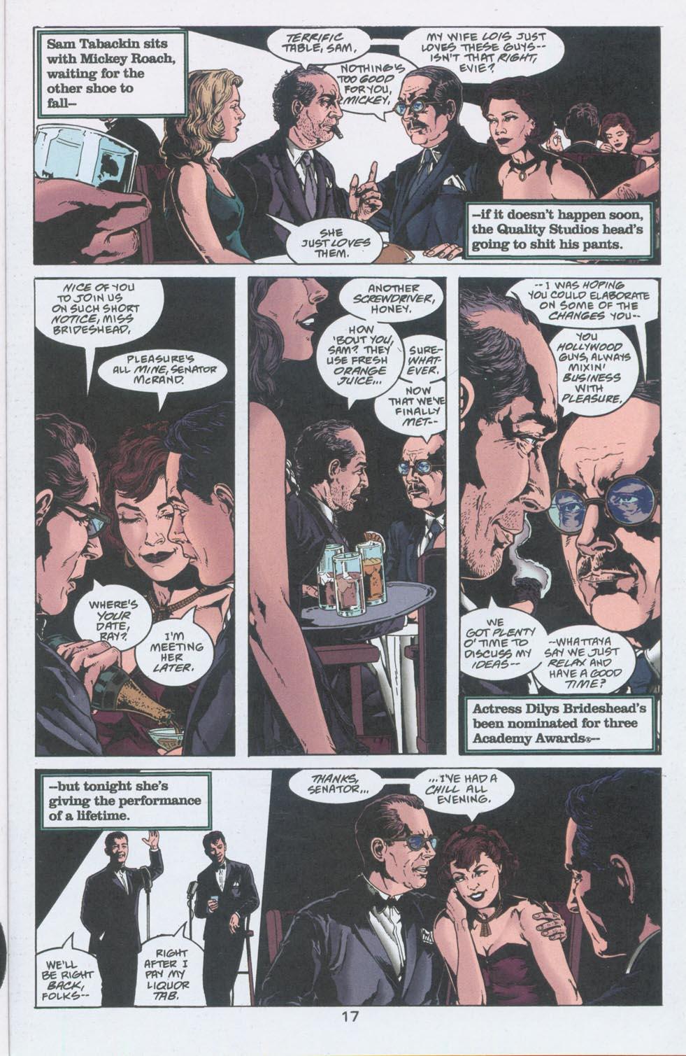 Read online American Century comic -  Issue #6 - 17