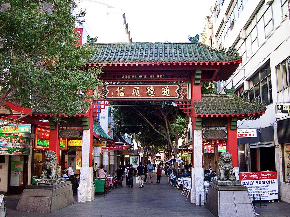China Town Sydney - Down Under Travel Guide: What You Can Eat and Do in Sydney
