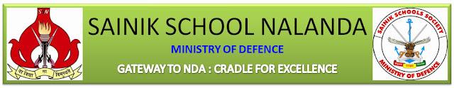 Sainik School Nalanda Admission sainikschoolnalanda.bih.nic.in