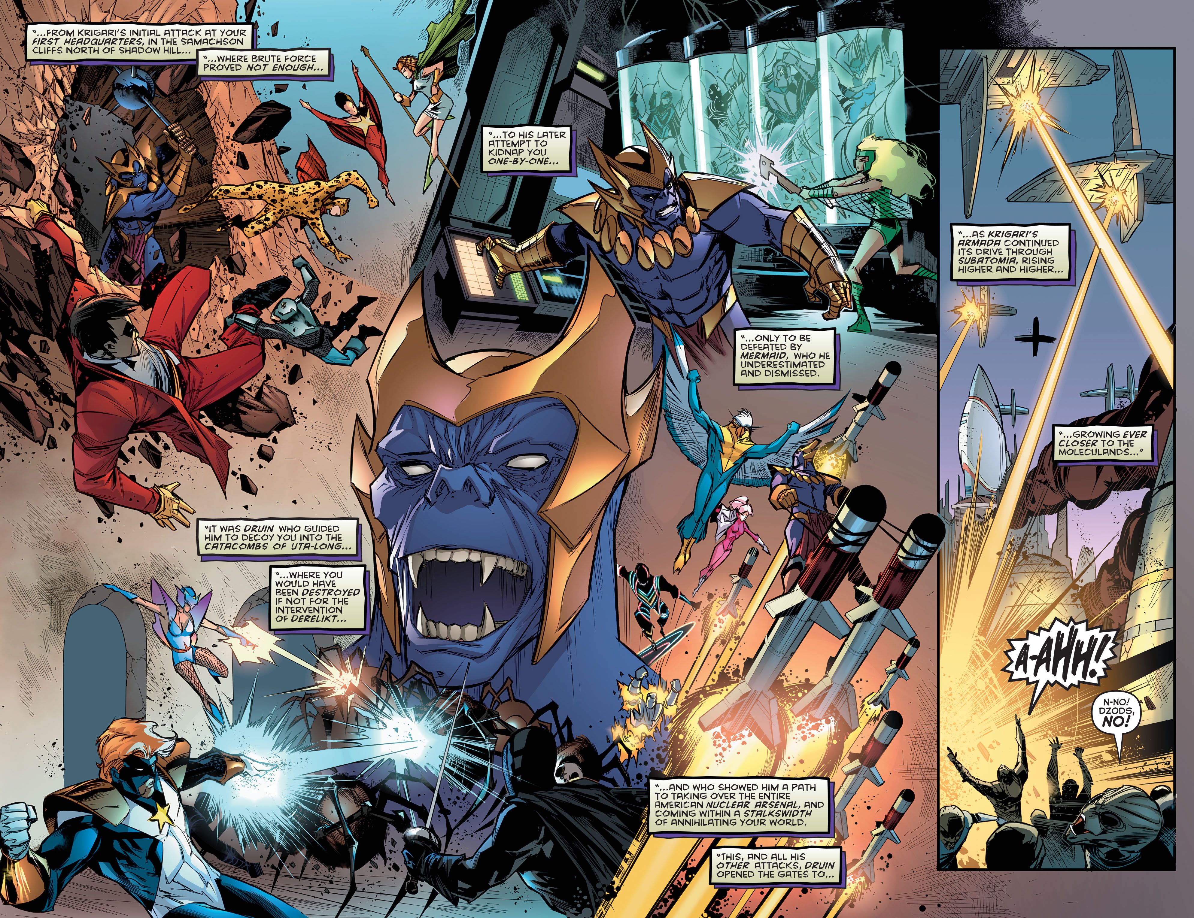 Read online Astro City comic -  Issue #17 - 13