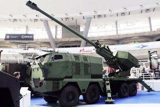 Aleksandar SPH 155 mm