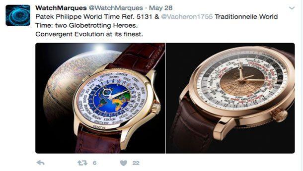 ساعة يدوية ثمينة