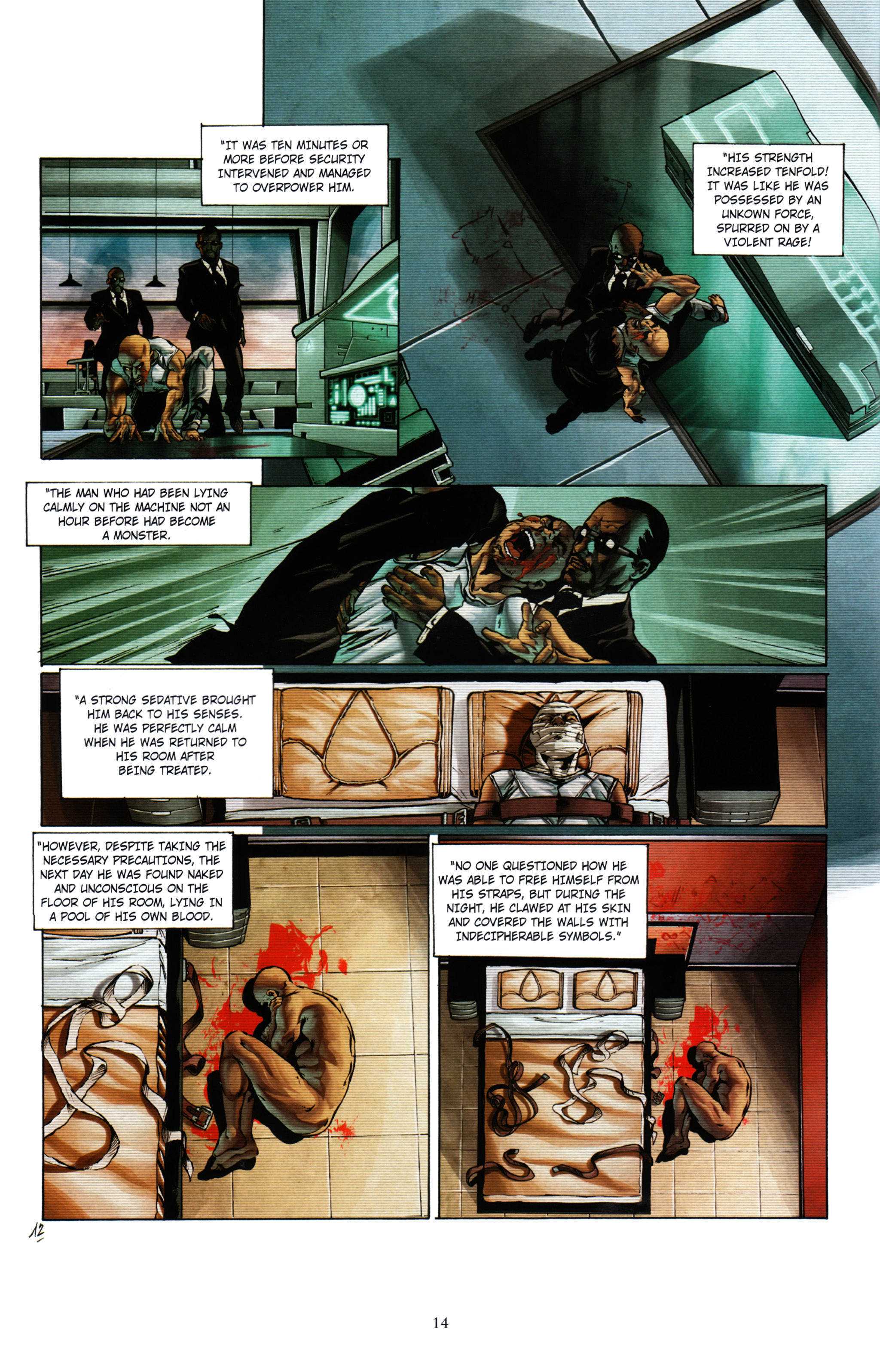 Read online Assassin's Creed (2012) comic -  Issue #1 - 18