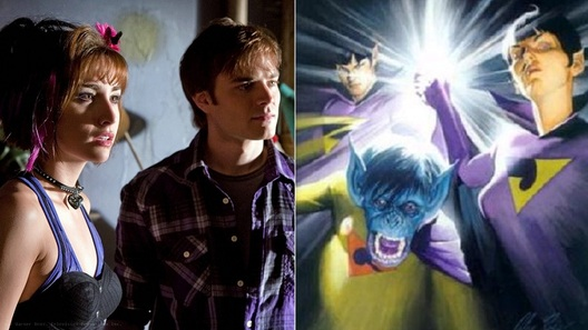 Dr Fate Smallville Lois And