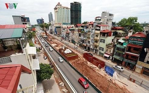 Dự án cầu vượt nút An Dương - Thanh Niên