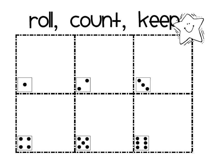 The Polka Dot Patch: Math Night