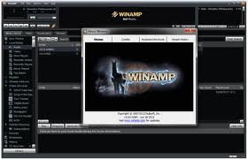 winamp 5.63 album cover