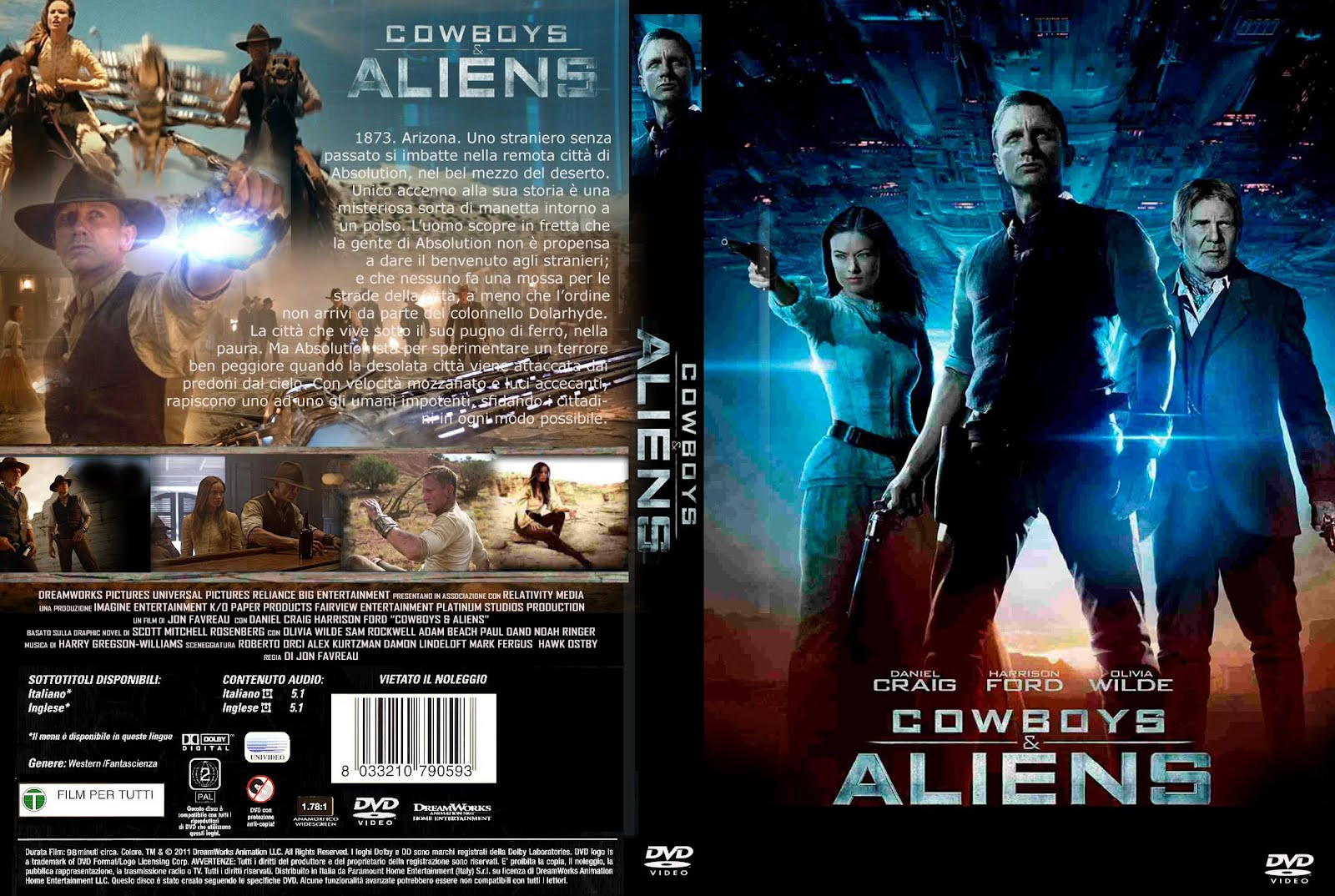 cowboys & aliens 2011 hindi dubbed watch online