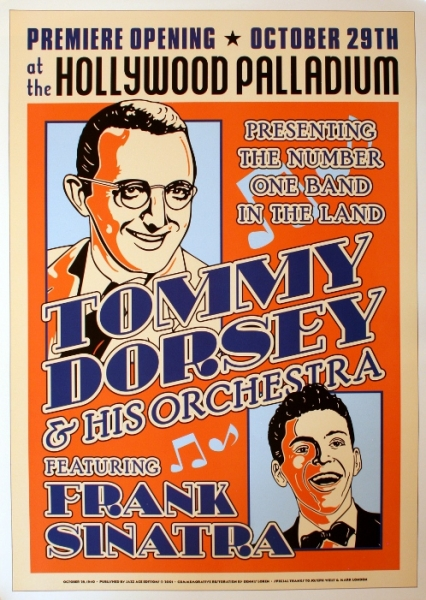 29 October 1940 worldwartwo.filminspector.com Tommy Dorsey Frank Sinatra