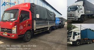 Vận chuyển hàng hóa TPHCM đi Hà Nội
