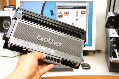 cylinder unit and toner Brother by 아우 크소 (Auxo.co.kr)
