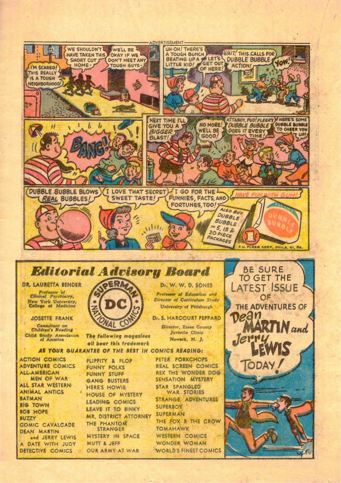 Read online Action Comics (1938) comic -  Issue #181 - 23