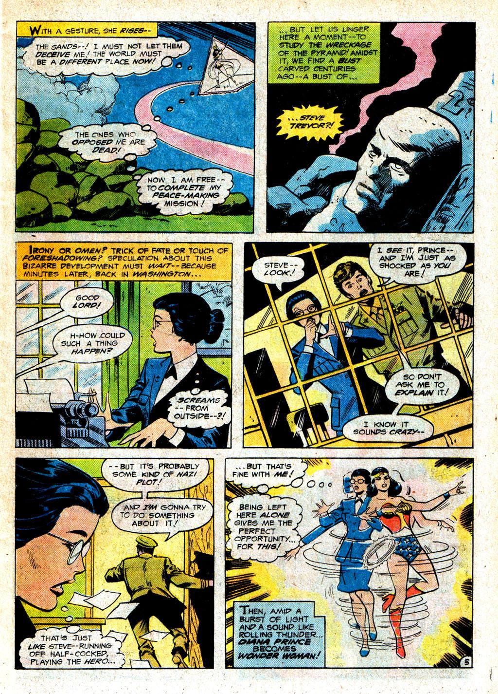 Read online Wonder Woman (1942) comic -  Issue #231 - 9