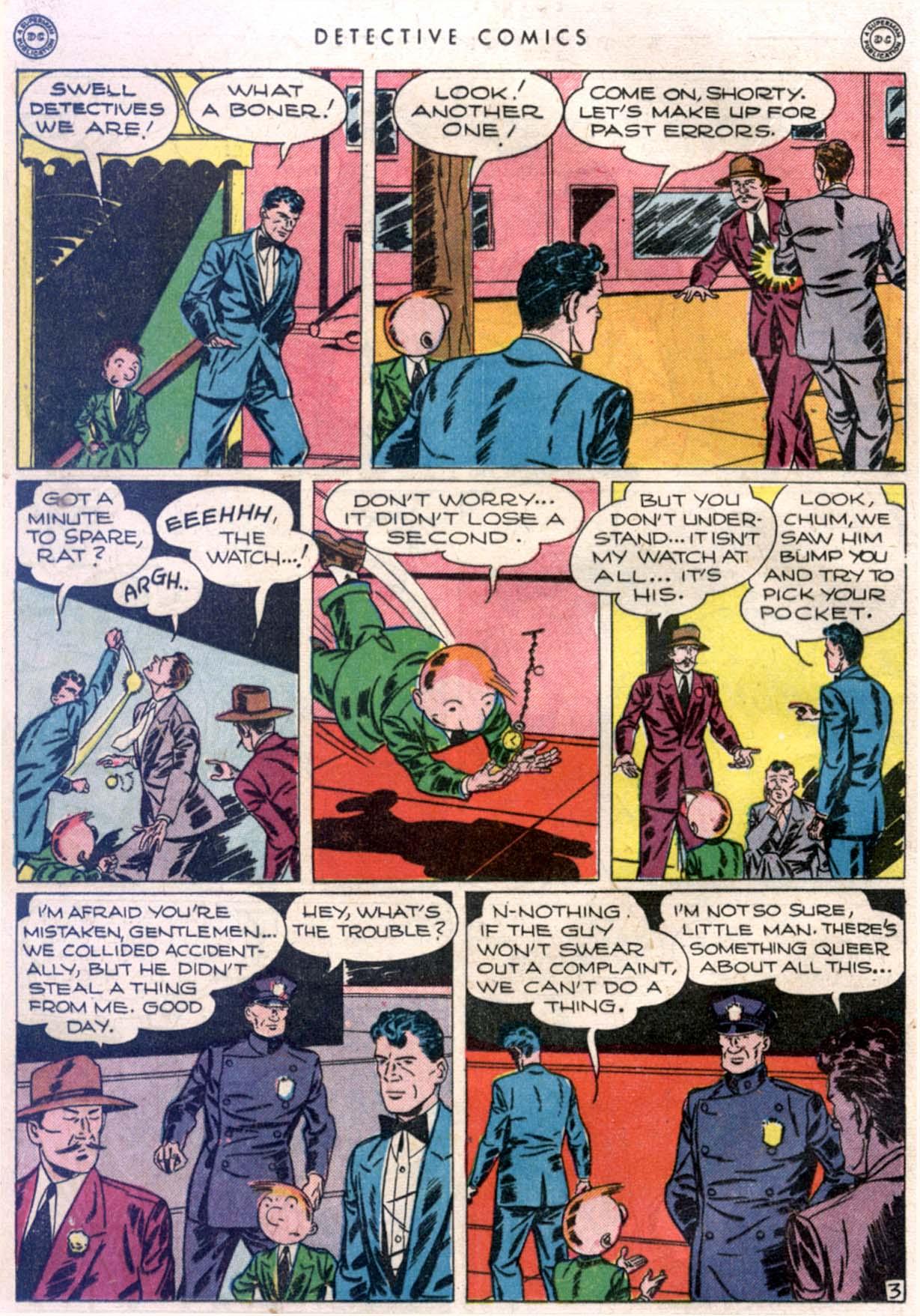 Read online Detective Comics (1937) comic -  Issue #106 - 22