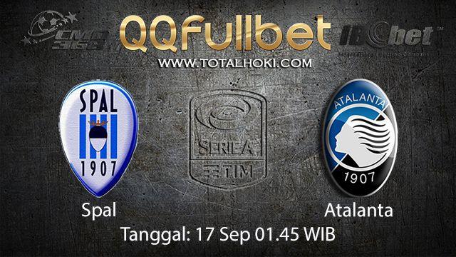 Prediksi Bola Jitu Spal vs Atalanta 17 September 2018 ( Italian Serie A )