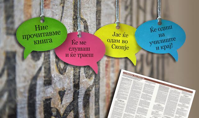 Η γλώσσα τους; «Νοτιοσλαβική», όχι «Μακεδονική»