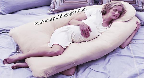 Posisi Tidur Yang Baik Saat Hamil