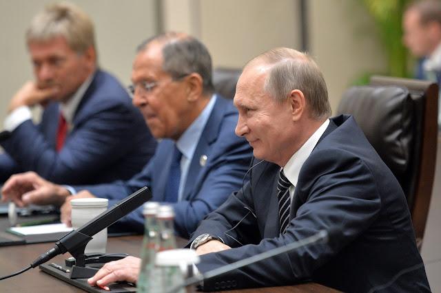 Putin no G20