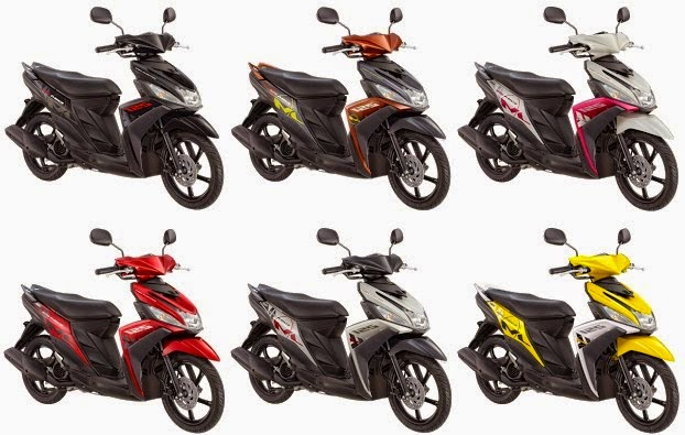 Tips Merawat Motor Mio Yang Baik