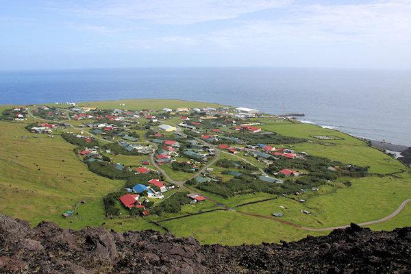 Tristán de Acuña: el lugar más recóndito del mundo