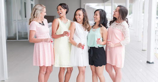 Bridesmaid Luncheon Styled Shoot: Let's Wed Hampton Roads