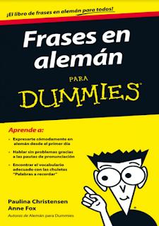 Descargar ebook pdf aprender alemán gratis Frases en aleman para Dummies