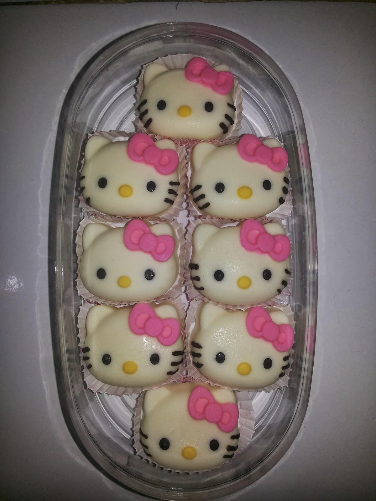 Sagitarius Cake Shop Coklat Valentine Edisi 2014 Hello Kitty