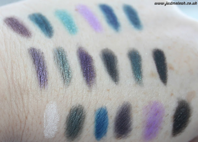 Makeup Revolution Give Them Nightmares eyeshadow palette