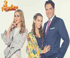 Miranovelas - 3 familias Capítulo 122 - Aztecauno