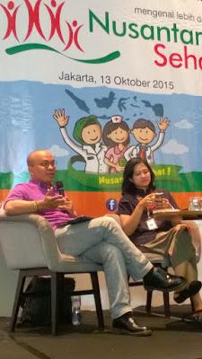 Kang Maman Suherman dan Ibu Diah