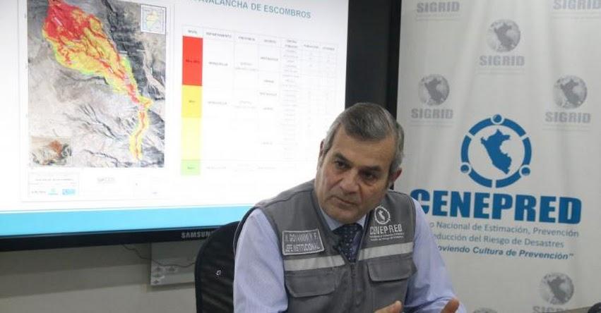 AULA VIRTUAL: CENEPRED pone a disposición 6 cursos gratuitos sobre gestión del riesgo de desastres [VIDEO]