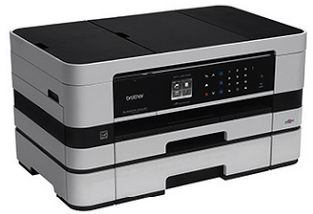 these in the marketplace for a color inkjet multi functional most often needed to pick in Download Brother MFC-J4610DW Driver