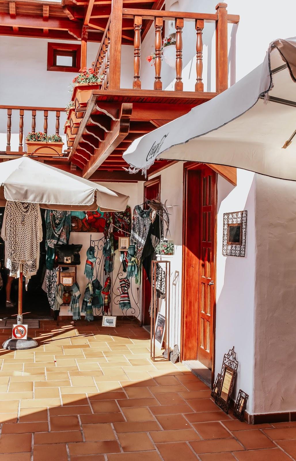 Lanzarote Cafe Antigua Escuela Photography