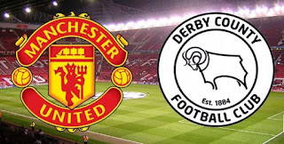 Prediksi Manchester United vs Derby County - Piala Liga 26 September 2018