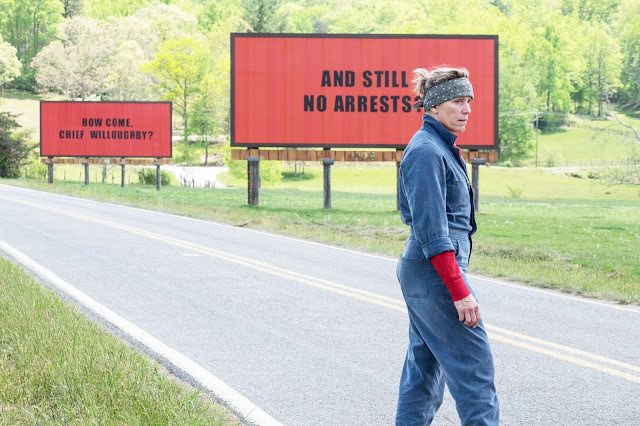 [Review] Three Billboards Outside Ebbing, Missouri 1
