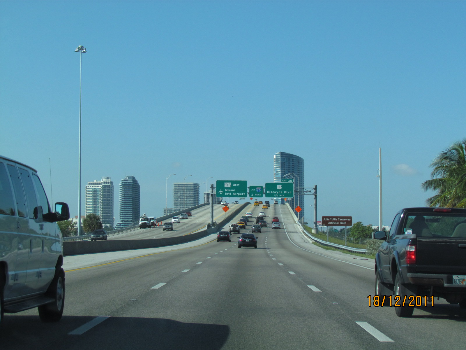 Road trip Miami