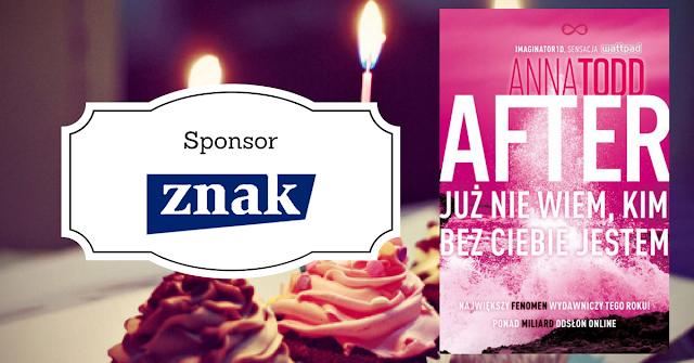 Wystrzałowe Urodziny Książkowe #1 Konkurs Blogowy